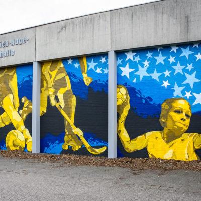 Heinrich-Auge Sporthalle Recklinghausen